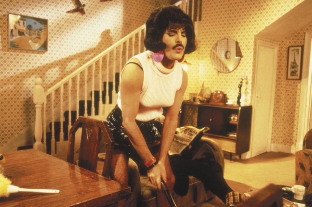 uDiscover Freddie Mercury Outfits