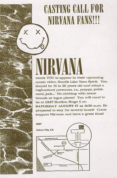 Nirvana statisten aufruf