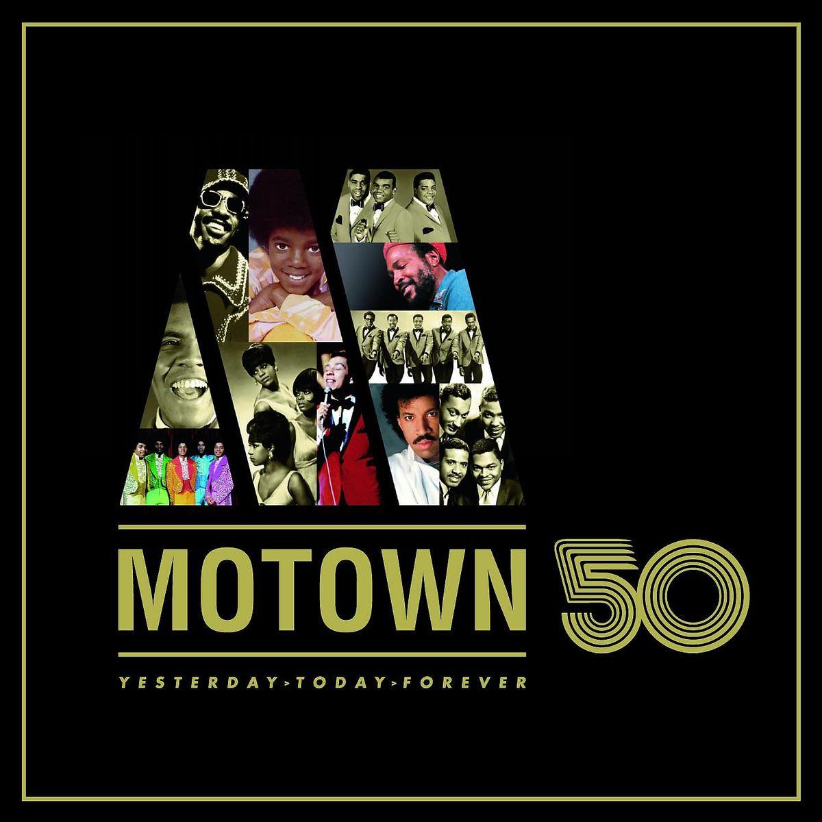 Motown-50