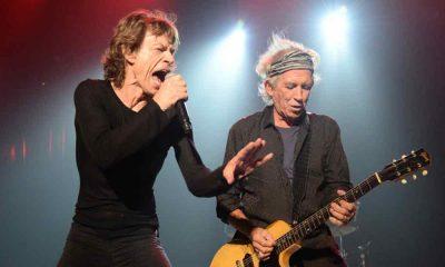 Mick Jagger und Keith Richards von den Rolling Stones