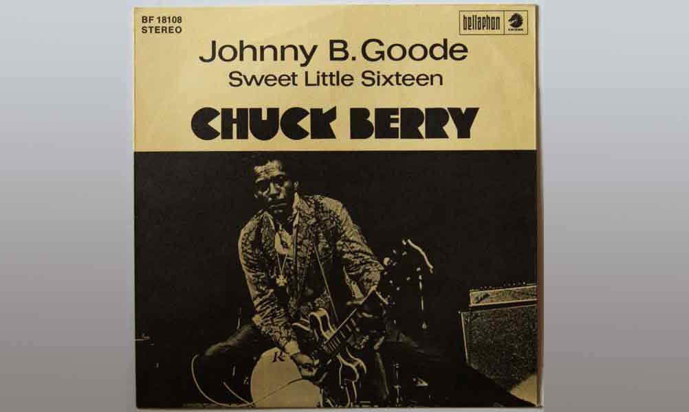 Chuck Berry Johnny B Goode Cover