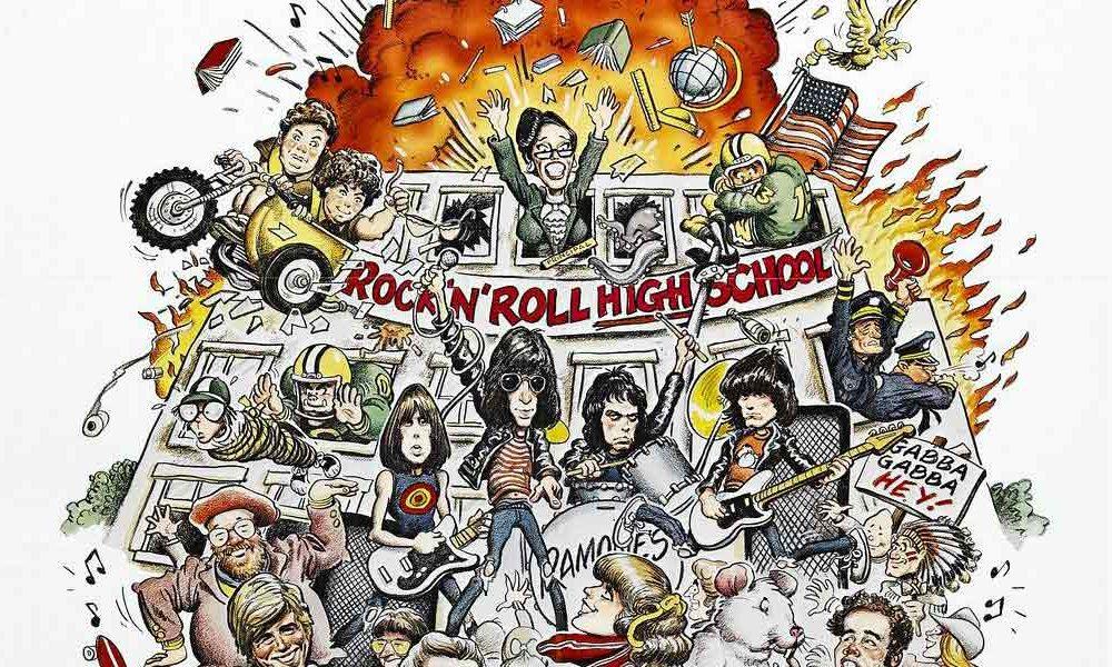 Rock'n'Roll Highschool