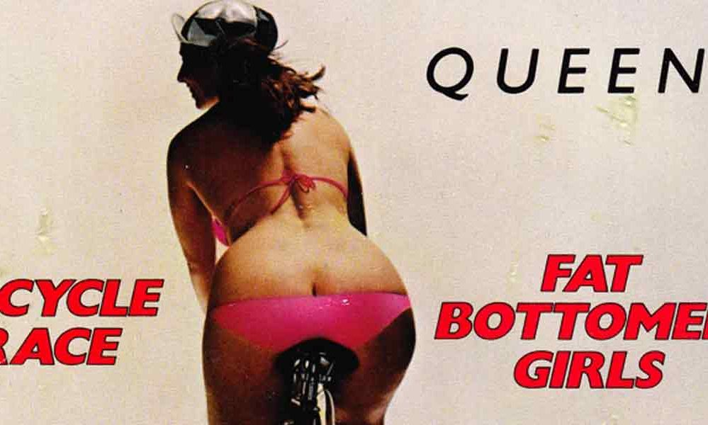 Queen Bicycle Race Cover