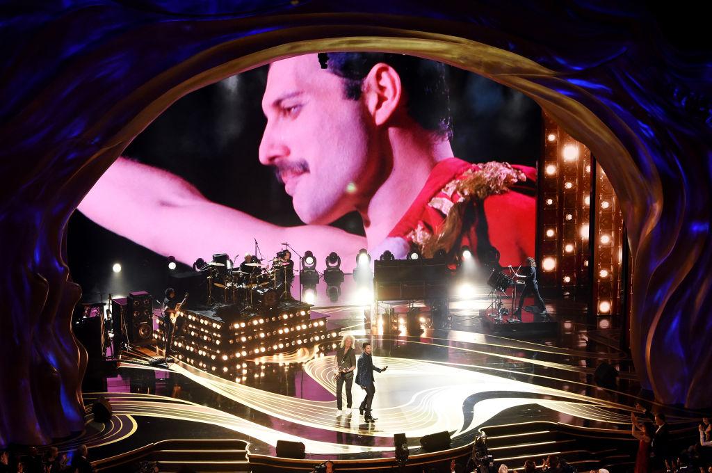 Bohemian Rhapsody Gewinnt Vier Oscars Queen Adam Lambert Rocken Die Verleihung Udiscover