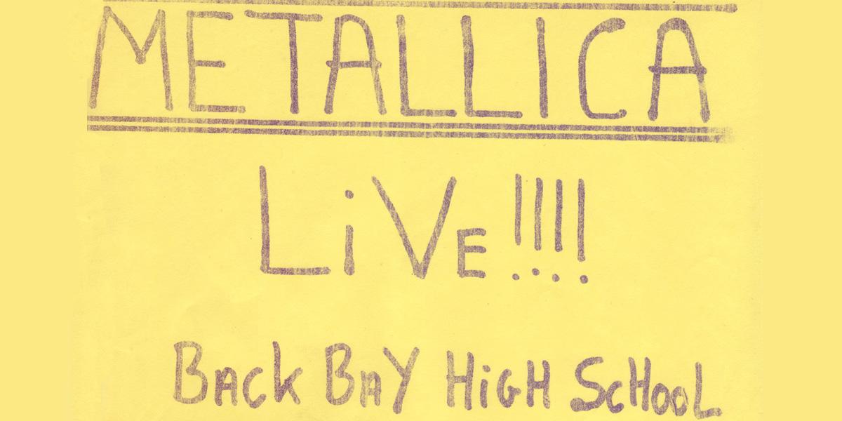 Metallica High School