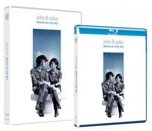 John & Yoko Above Us Only Sky Cover