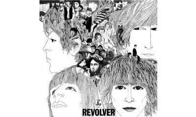 Beatles Revolver Cover