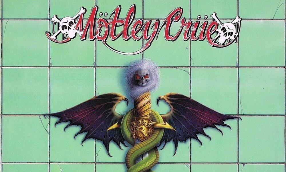 Mötley Crüe Dr. Feelgood Cover