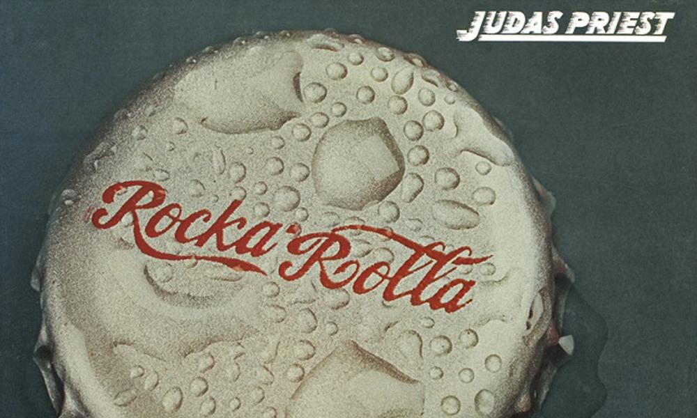 Judas Priest Rocka Rolla Cover