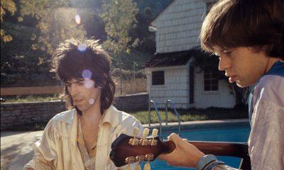 Keith Richards & Mick Jagger von den Rolling Stones