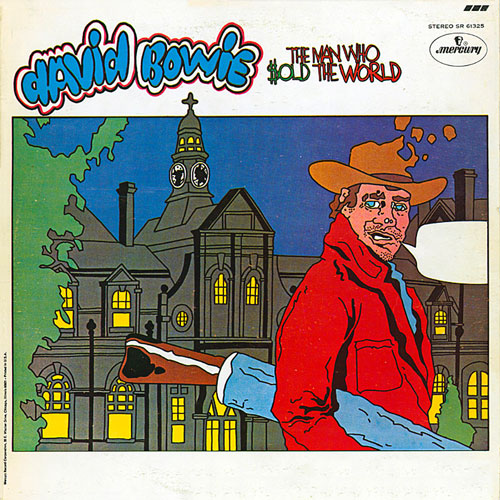 """Bowie """"The Man Who Sold The World"""" Cover"""