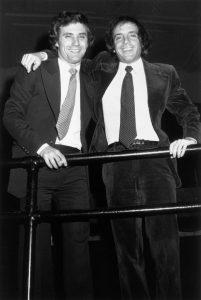 Ian Schrager und Steve Rubell