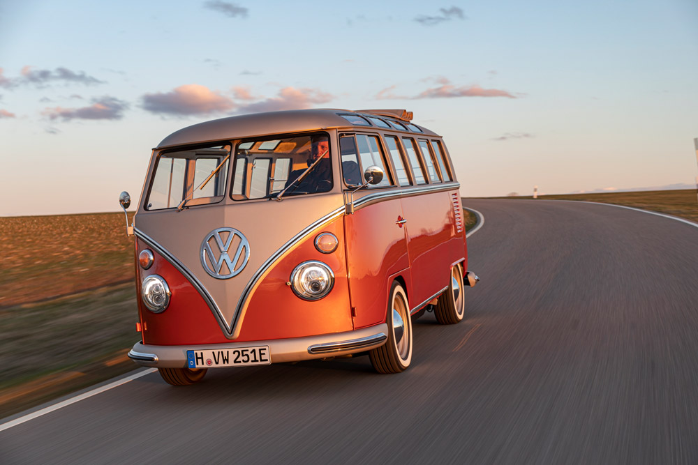 Volkswagen eBulli