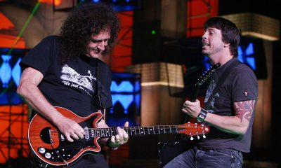 Brian May & Dave Grohl