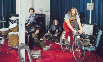 Creedence Clearwater Revival Cosmo's Factory Cover