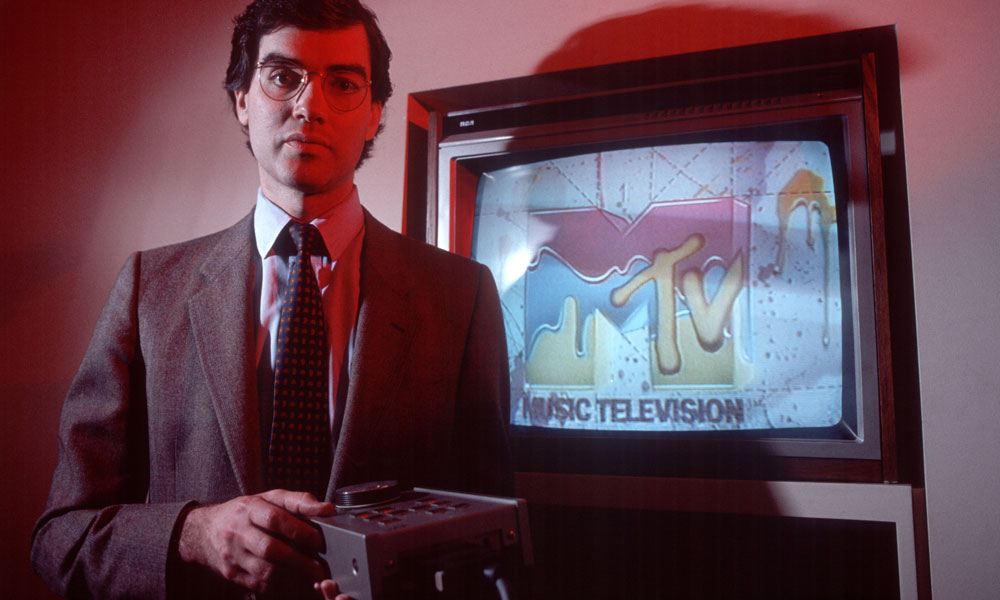 MTV-Gründer Robert Pittman