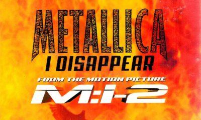 Metallica I Disappear Cover