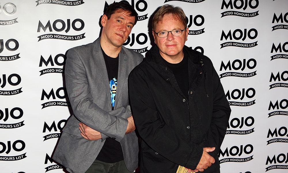Stephen Morris & Bernard Sumner