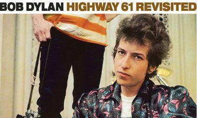 Bob Dylan Highway 61 Revisited Cover