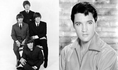 The Beatles & Elvis