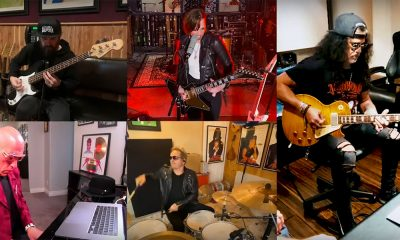 Guns-N'-Roses-Mitglieder covern Beatles