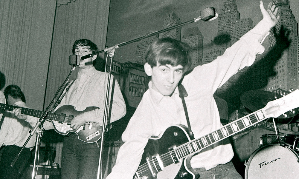 Als die Beatles ihr finales Engagement im Star-Club spielen