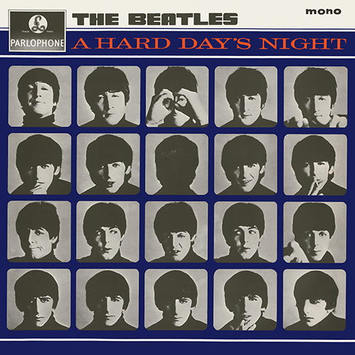 The Beatles A Hard Day's Night Cover