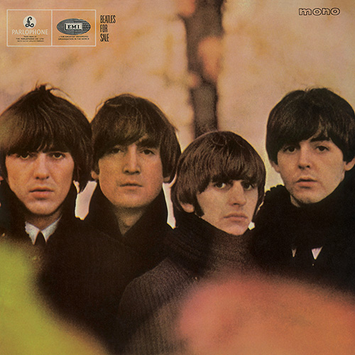 The Beatles Beatles For Sale Cover