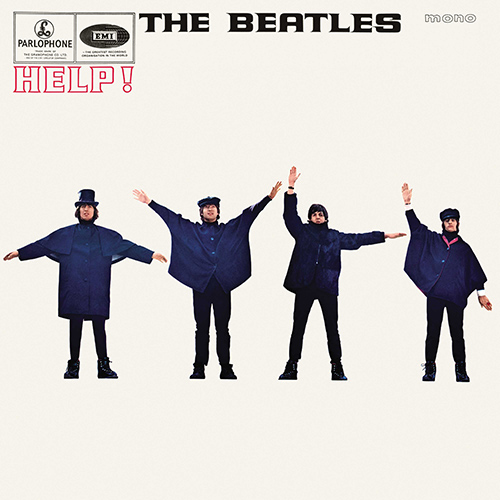 The Beatles Help Cover