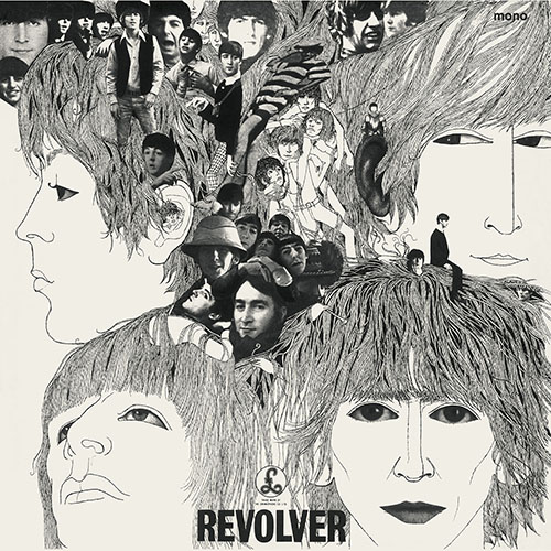 The Beatles Revolver Cover