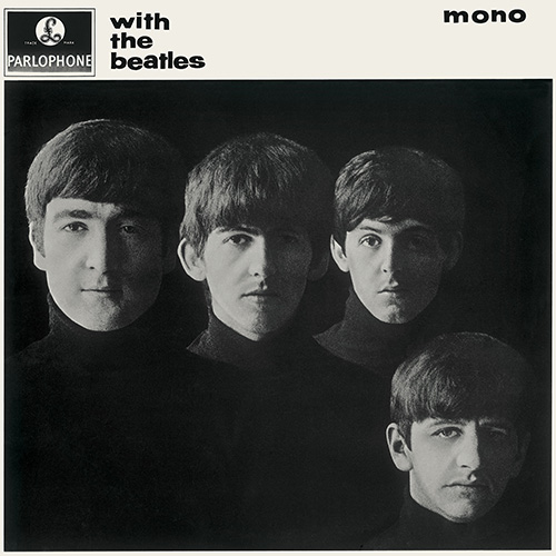 The Beatles With The Beatles Cover