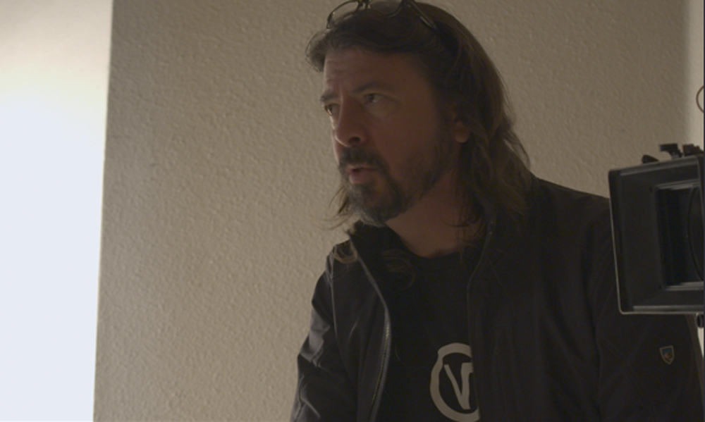 """Dave Grohl in """"What Drives Us"""""""