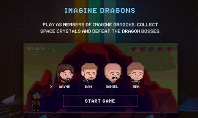 Imagine Dragons Spiel