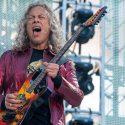 """""""Höhepunkt noch nicht erreicht"""": Kirk Hammett blickt auf 40 Jahre Metallica zurück"""