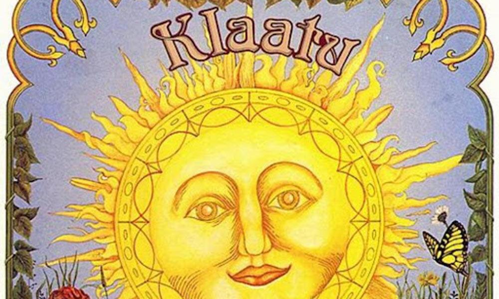 Klaatu Album Cover