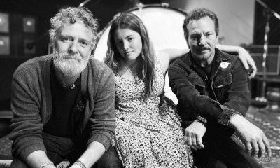 Glen Hansard, Olivia & Eddie Vedder