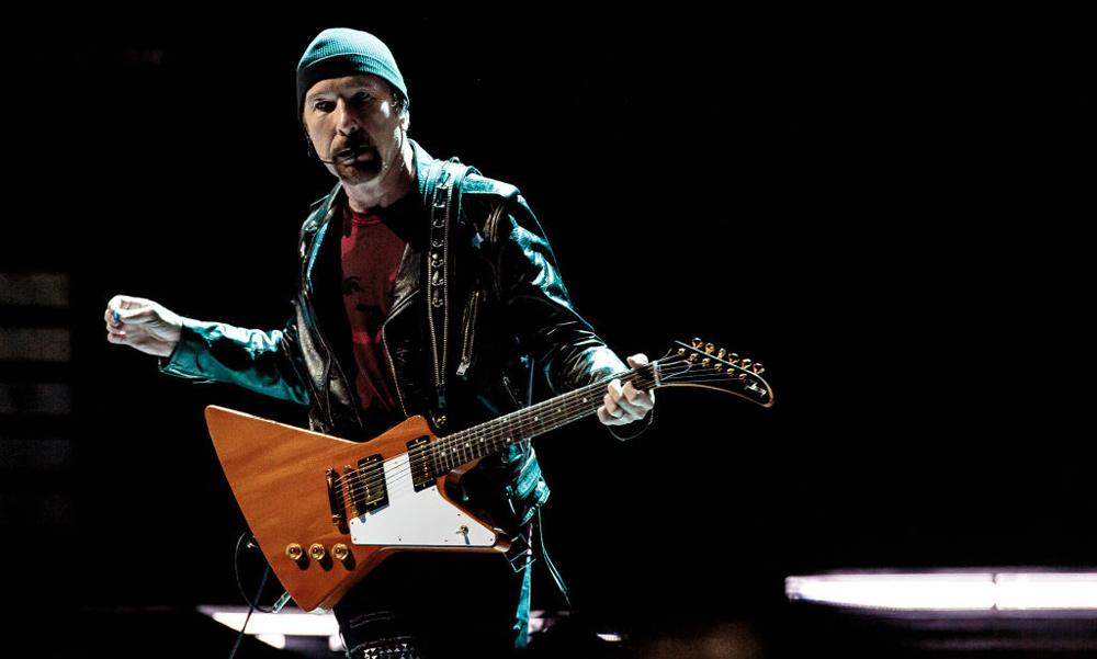 U2-Gitarrist The Edge