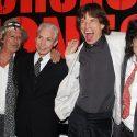 Rolling Stones spielten erste Show ohne Charlie Watts