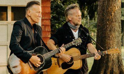 Bruce Springsteen & John Mellencamp