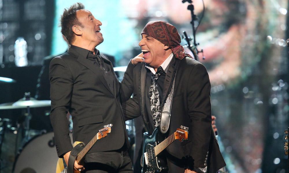Steven Van Zandt & Bruce Springsteen